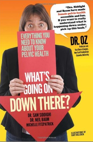 Bookcover: What's going on down there?